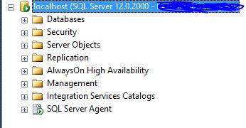 SQL_version